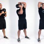 Kettlebell Halo – Schouder Mobiliteit & Flexibiliteit