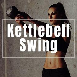 Kettlebell Swing – de Meest Populaire Kettlebell Oefening – met een Reden