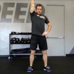 Kettlebell Thruster – De Ultieme Full Body Oefening