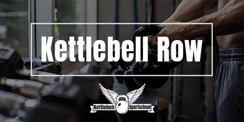 kettlebell row image kettlebell sportschool
