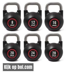 pivot kettlebell review