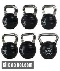 top-fit kettlebell ervaring